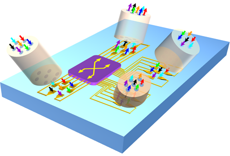 Silicon Photonic Integrated Circuits (PIC) for