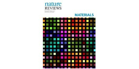 Cover of Nature Reviews Materials
